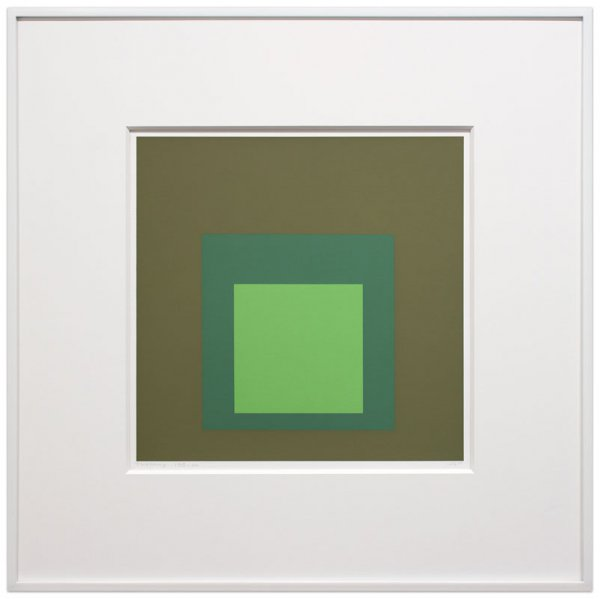 Tuscany by Josef Albers