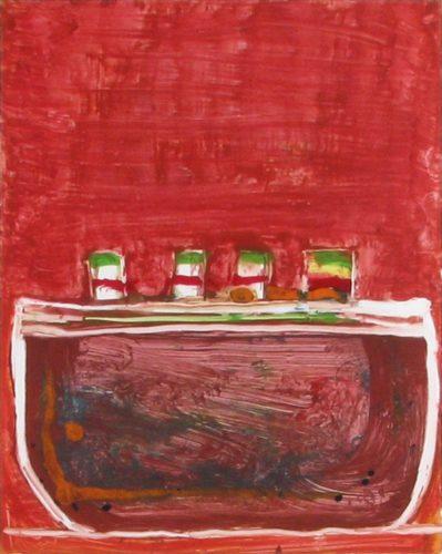 Round Boat by Katherine Bradford