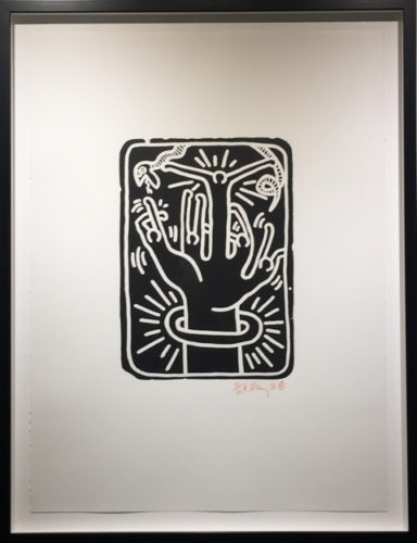 Stones #1 by Keith Haring at Keith Haring