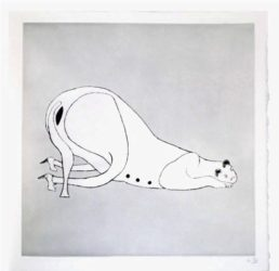 Untitled I by Louise Bourgeois at Michael Lisi/Contemporary Art