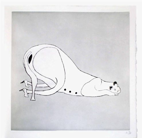 Untitled I by Louise Bourgeois