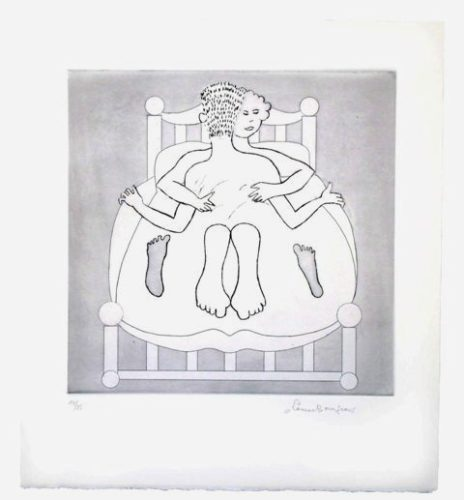 Untitled Vi by Louise Bourgeois at Michael Lisi/Contemporary Art