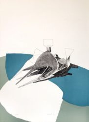 Homage To Picasso by Lynn Chadwick at ModernPrints.co.uk