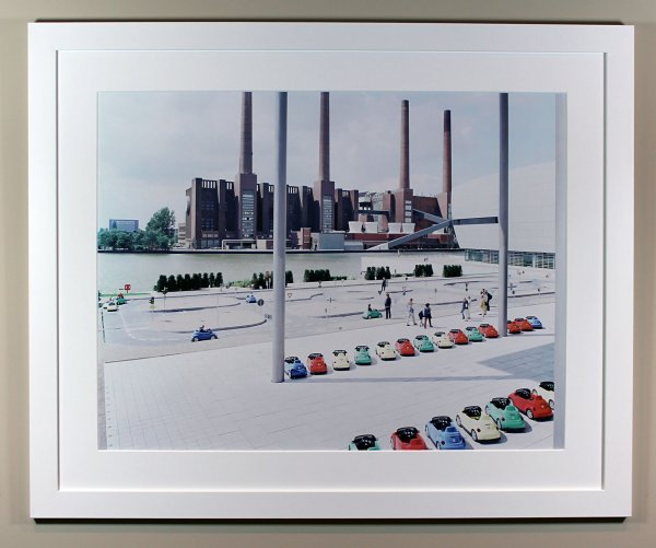 V.w Lernpark by Massimo Vitali at