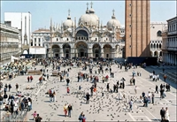 San Marco Venezia by Massimo Vitali at