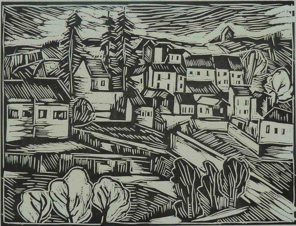 Montral by Maurice de Vlaminck