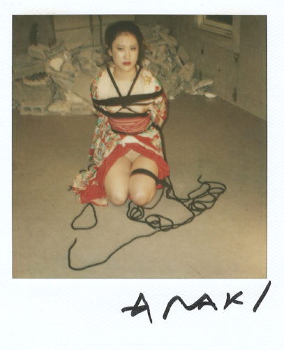 Untitled (woman) 36-001 by Nobuyoshi Araki at Vogtle Contemporary
