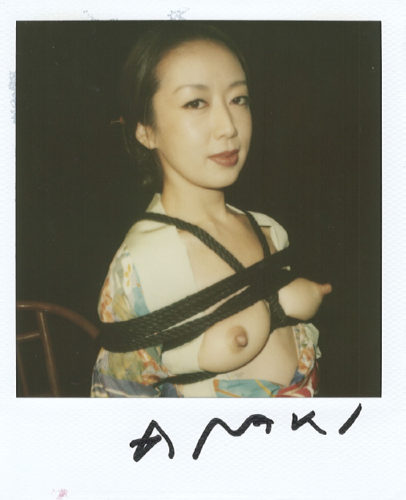 Untitled (woman) 36-005 by Nobuyoshi Araki at