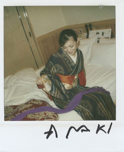 Untitled (woman) 36-085 by Nobuyoshi Araki at