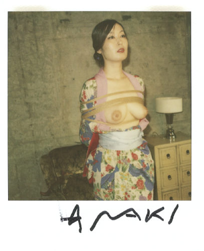 Untitled (woman) 36-093 by Nobuyoshi Araki at