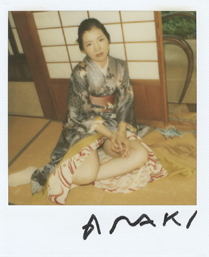 Untitled (woman) 42-011 by Nobuyoshi Araki at