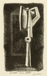 Figure.  Baigneuse A La Cabine by Pablo Picasso at John Szoke Gallery (IFPDA)