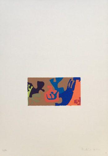 Shapes Of Colour: 9 by Patrick Heron at