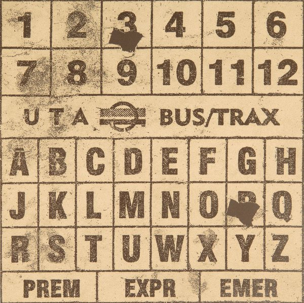 Appropriated Alphabets 2 by Peter Blake