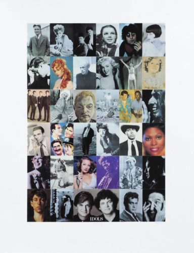 I Is For Icons by Peter Blake