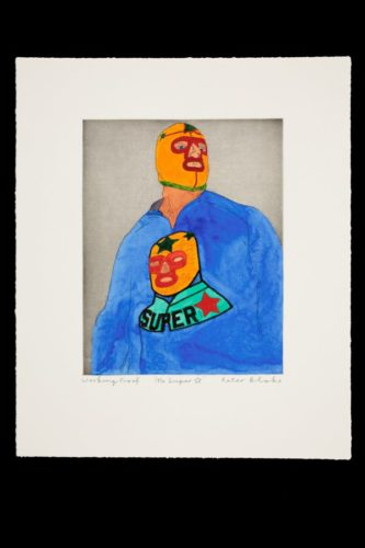 Ms Super by Peter Blake