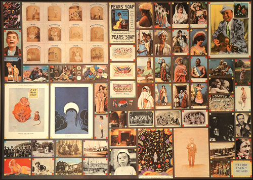 Studio Tack Board by Peter Blake