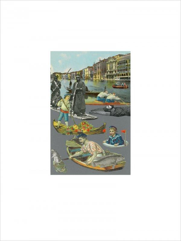 Venice – Fishing by Peter Blake
