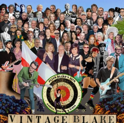 Vintage Blake by Peter Blake at