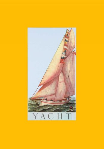 Y Is For Yacht by Peter Blake