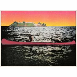 Canoe – Island by Peter Doig at Vogtle Contemporary