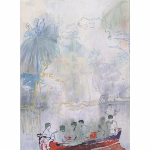 Imaginary Boys by Peter Doig at