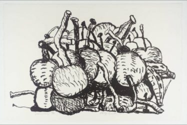Summer by Philip Guston at Susan Sheehan Gallery