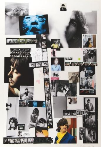 Beatles by Richard Hamilton