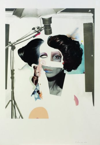 Fashion-plate by Richard Hamilton at