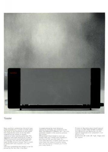 Toaster by Richard Hamilton