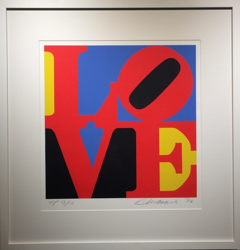 The Book Of Love (tp) by Robert Indiana at Robert Indiana