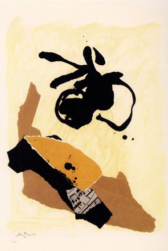 12th. Anniversary by Robert Motherwell