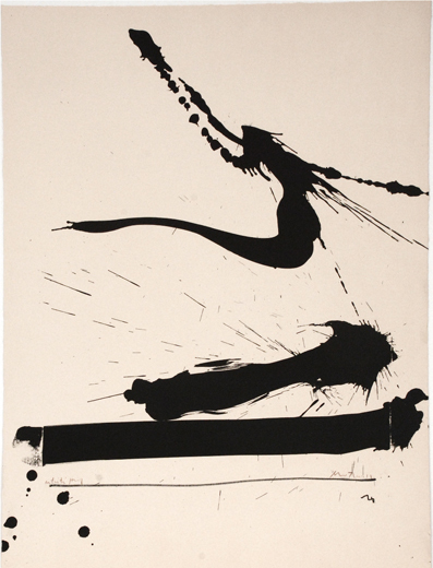 Automatism A. by Robert Motherwell