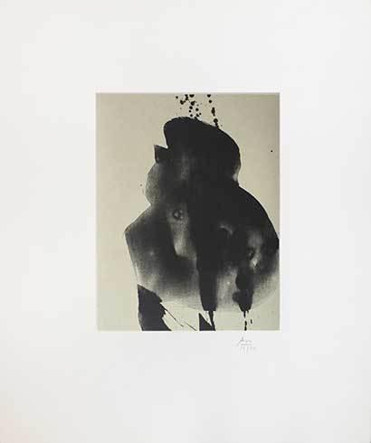Nocturn Iii by Robert Motherwell