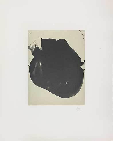 Nocturn Ii by Robert Motherwell