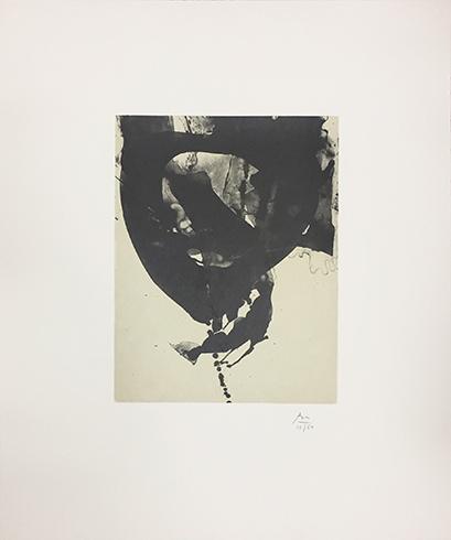 Nocturn Viii by Robert Motherwell