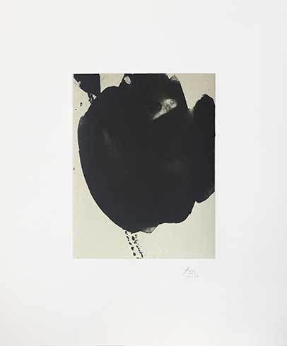 Nocturn Vi by Robert Motherwell