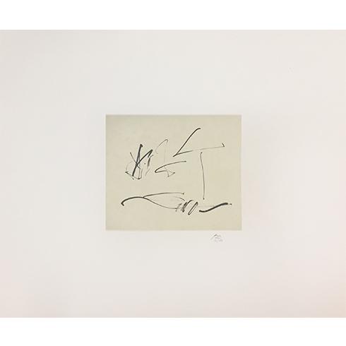 Wind by Robert Motherwell