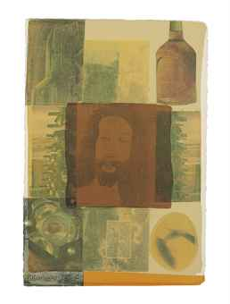 Arcanum Vi by Robert Rauschenberg at