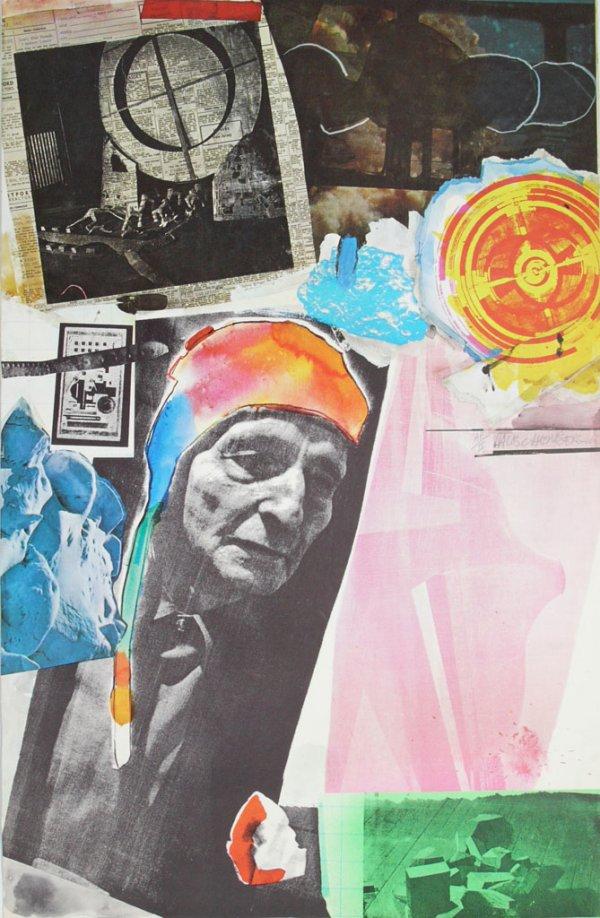 Homage to Frederic Kiesler – 1966
