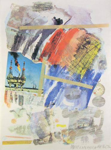 Horchow by Robert Rauschenberg
