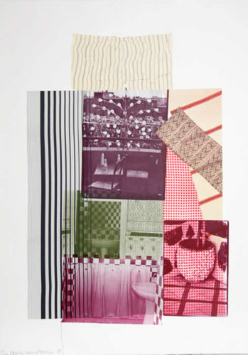 Pre-morocco by Robert Rauschenberg at