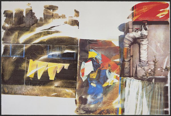 Source, From Speculations by Robert Rauschenberg
