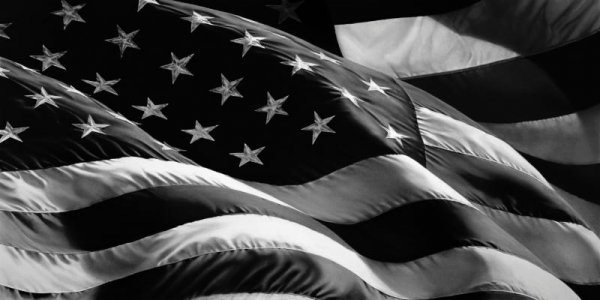 American Flag X-5 by Robert Longo at Robert Longo