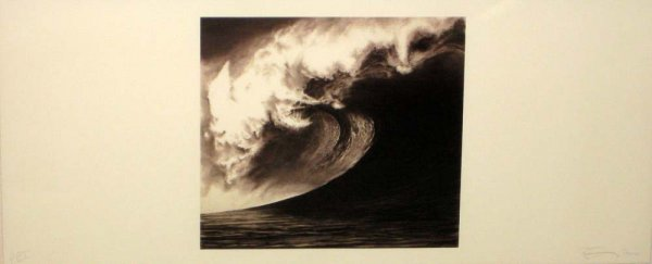 Wave #8 Portfolio by Robert Longo