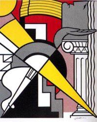 Stedelijk Museum Poster by Roy Lichtenstein at Independent Gallery