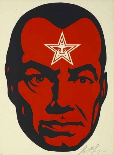 Big Brother 2 by Shepard Fairey