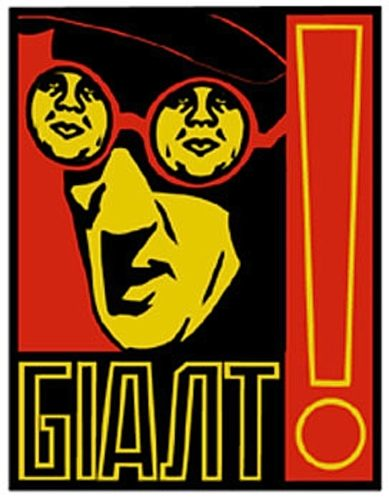 Glasses by Shepard Fairey