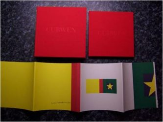 Curwen 40th Anniversary Book Cover by Peter Blake at