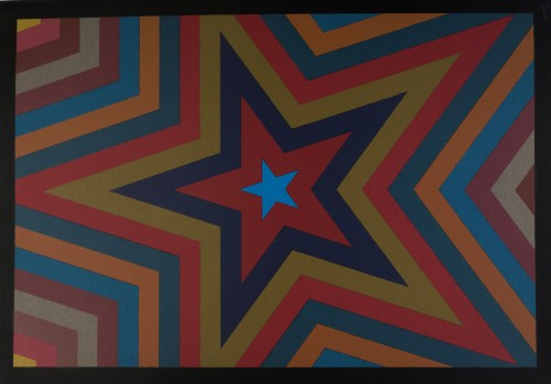 Composition 1992 by Sol LeWitt